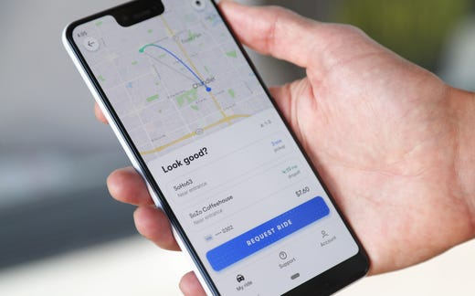 Car Service App: Man Pulls Gun On Waymo Self-driving Van In Chandler