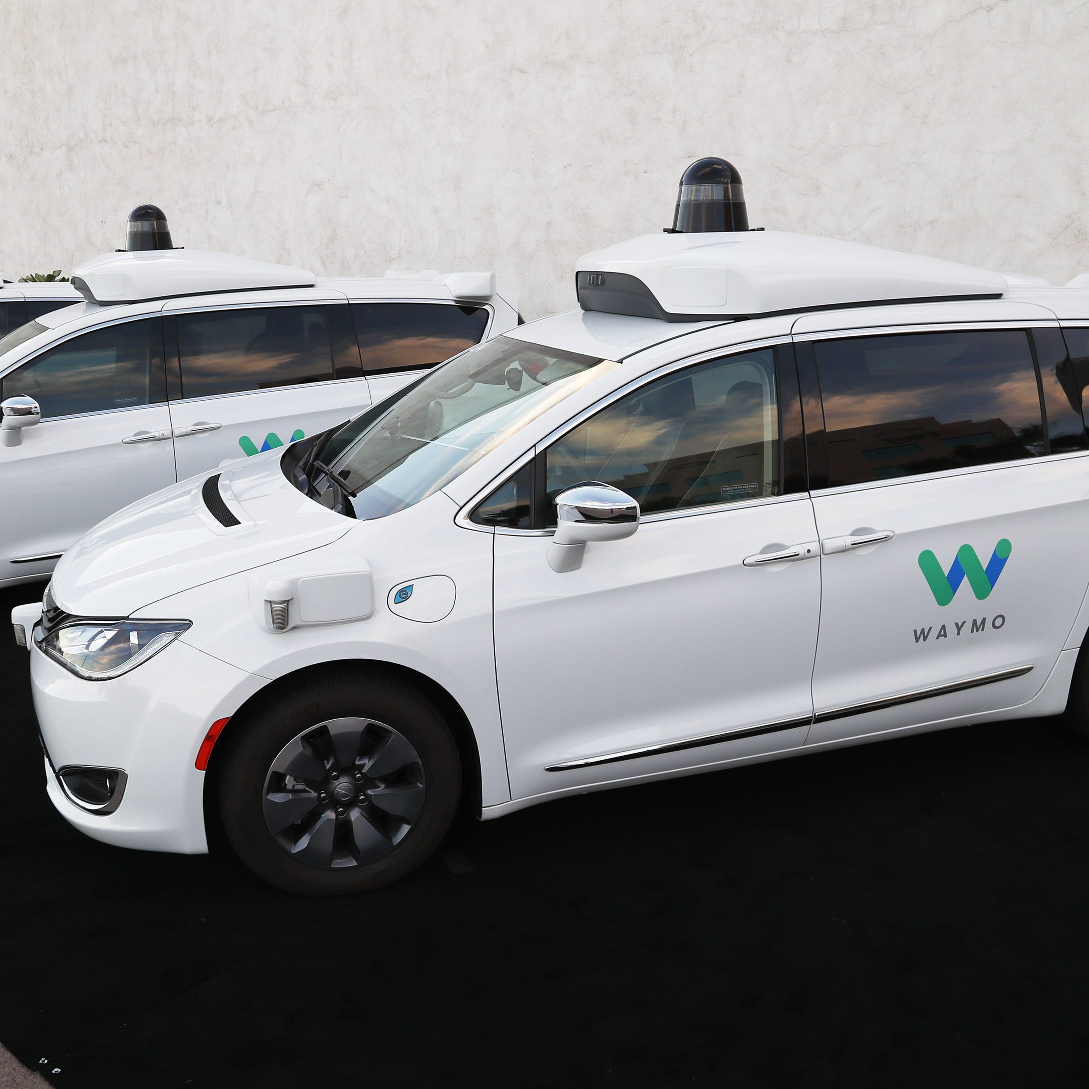 Waymo drivers were refueling vans with engines running until a whistleblower complained