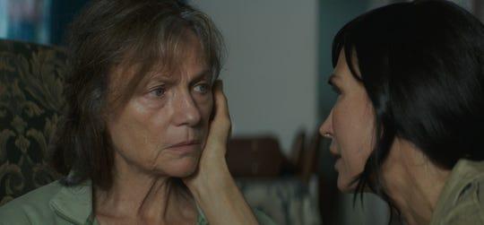 "In ""Asher,"" Dora (Jacqueline Bisset) requires care from her daughter (Famke Janssen)."