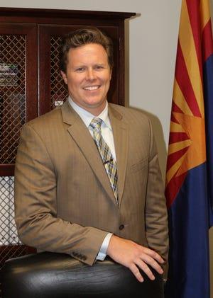 Maricopa County Assessor Paul Petersen