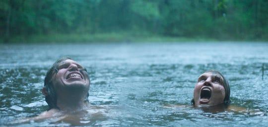 """Eero Milonoff and Eva Melander star in """"Border."""""""