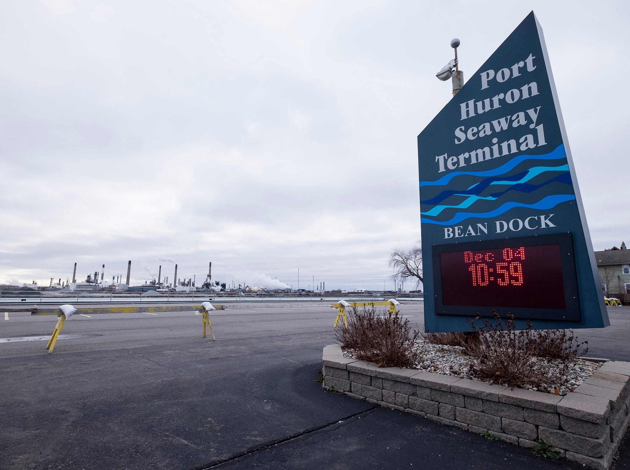 Acheson Ventures has listed several of its properties along the river for sale, including the Seaway Terminal and Bean Dock.