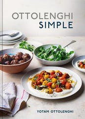 """Ottolenghi Simple: A Cookbook"" by Yotam Ottolenghi."