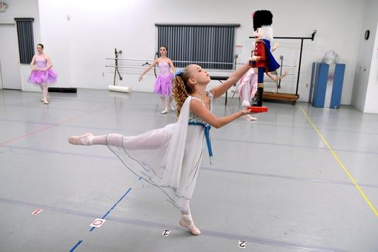 Midstate Ballet 20th Nutcracker Season