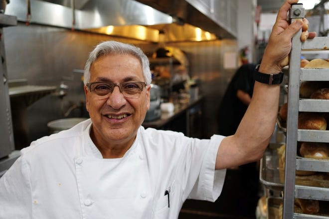 Hans Afshar, previously the chef-owner of Orupa and the Old Europe Inn, is now the executive chef at Bentley's Grill at Salem's The Grand Hotel.