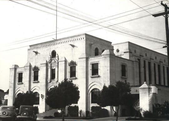 La antigua Cárcel del Condado de Monterey en West Alisal Street.