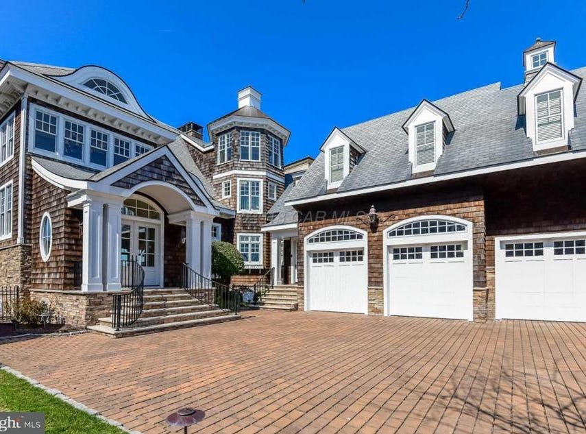 PHOTOS: This $3.49 million Ocean City home could be yours