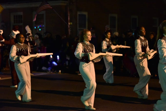 The annual Snow Hill Christmas Parade took place on Monday, Dec. 4, 2018 in Snow Hill, Md.
