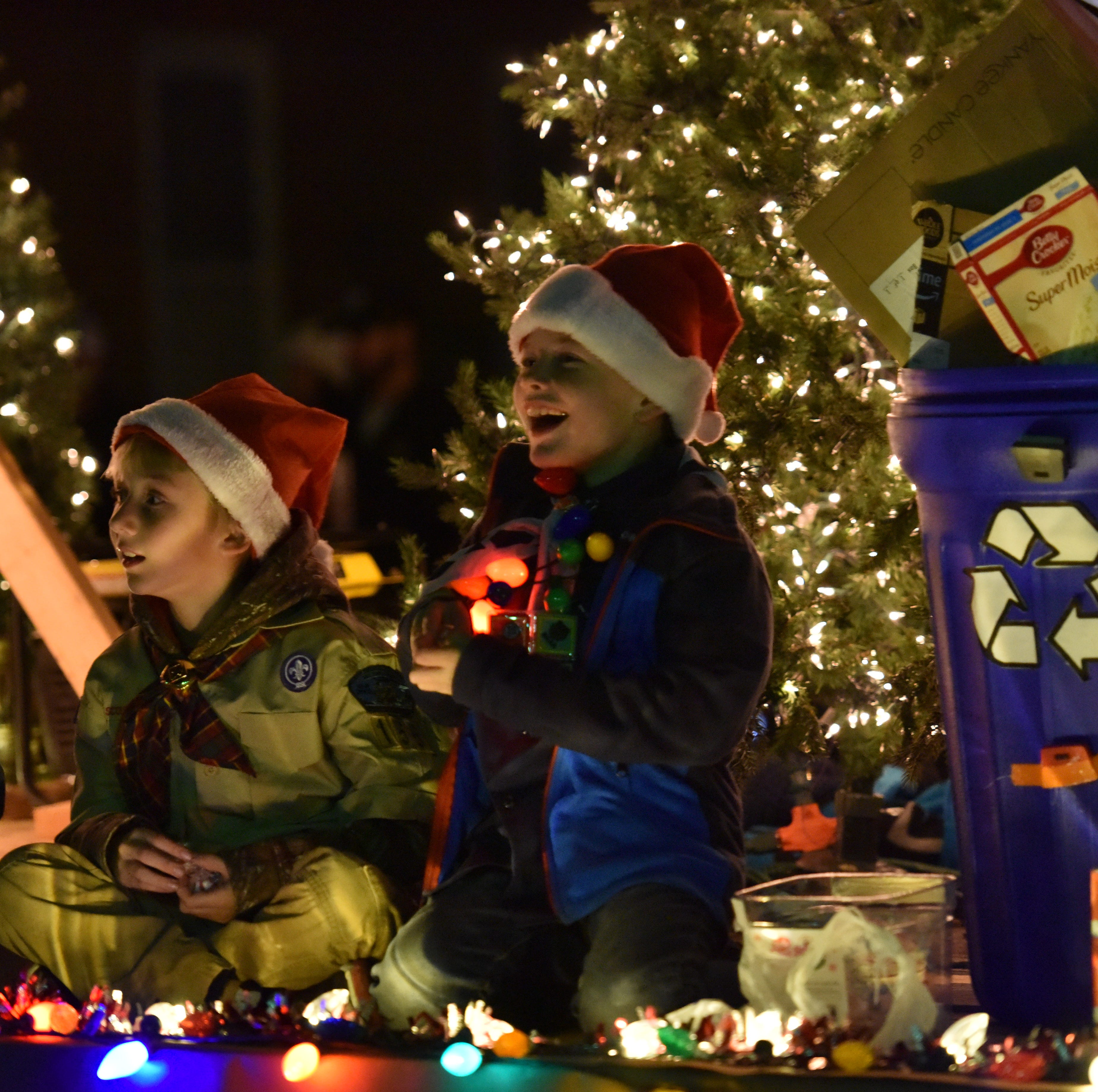 Did we see you at a Christmas parade? Photos from around Delmarva