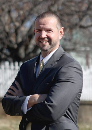 Scott Hearn is the new baseball coach at Mary Baldwin University