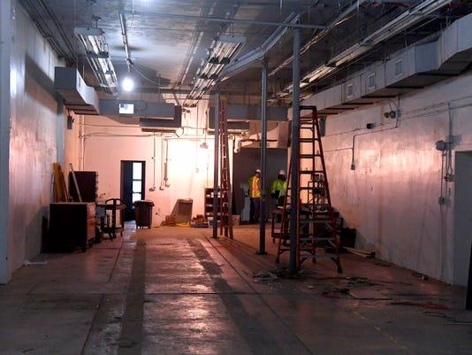 Staunton Innovation Hub Building Renovation