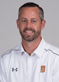 Paul Peterson will be the new head coach for the Dixie State University football team for the upcoming 2019 season.