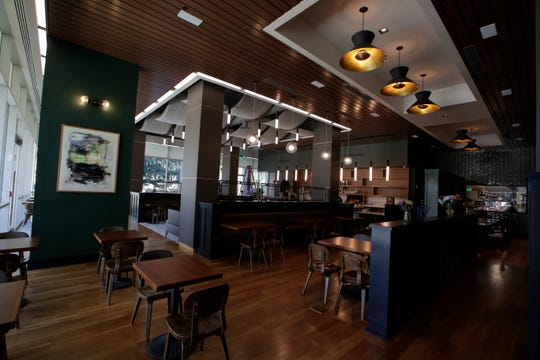 Il Lusso, an Italian restaurant and steak house, opened Dec. 6, 2018, at 201 E. Park Ave. in downtown Tallahassee.