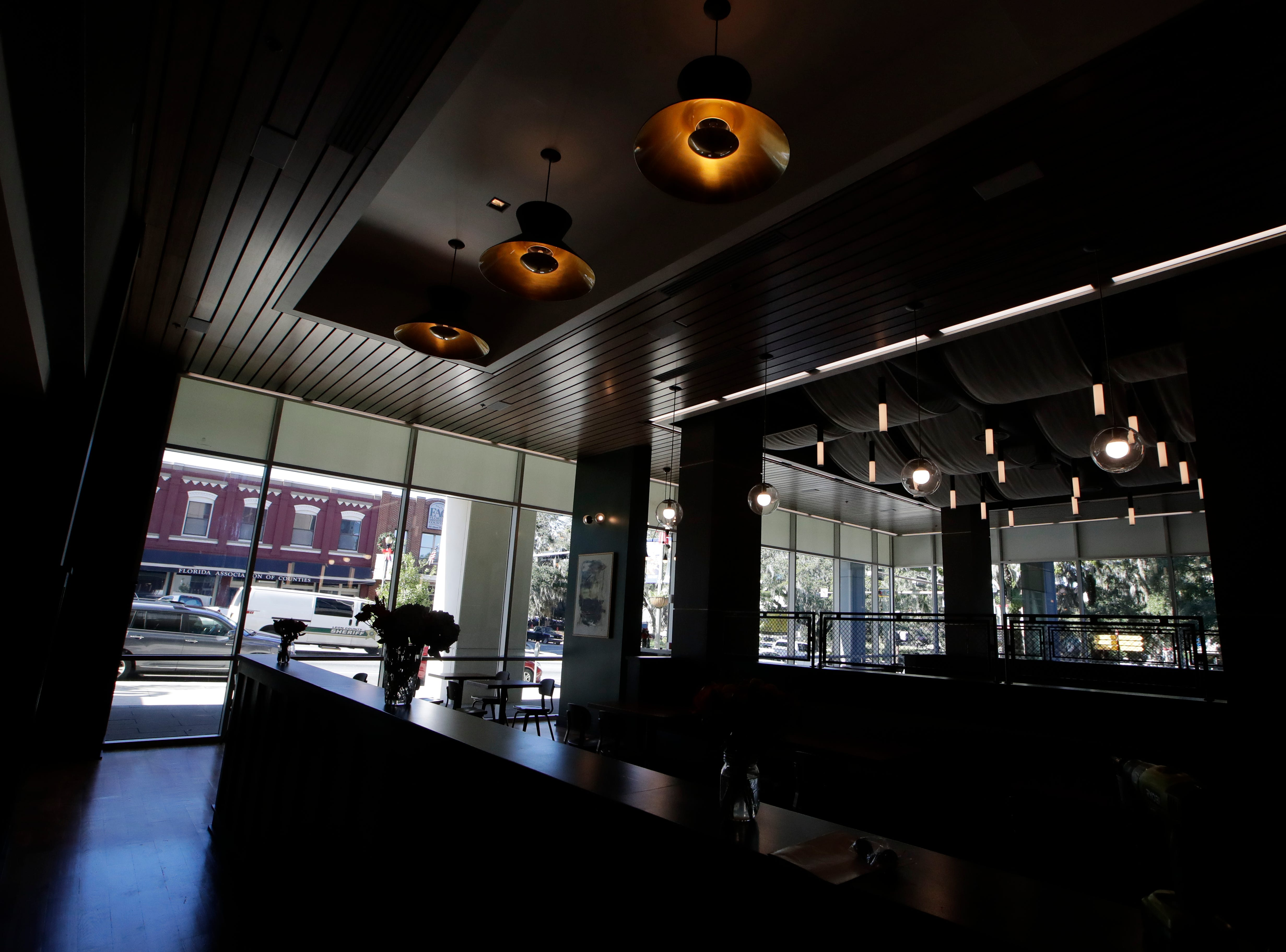 Il Lusso, an Italian restaurant and steak house, will open Thursday, Dec. 6, 2018, at 201 E. Park Ave. in downtown Tallahassee.