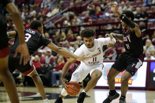Fsu Mens Basketball Vs Troy University 120318 Ts 674
