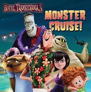 "Bring the family to the Susan Broom Kilmer Branch Library to close out 2018 with a ""noon"" year event with a showing of ""Hotel Transylvania 3"" on Friday, Dec. 28 at 10 a.m."