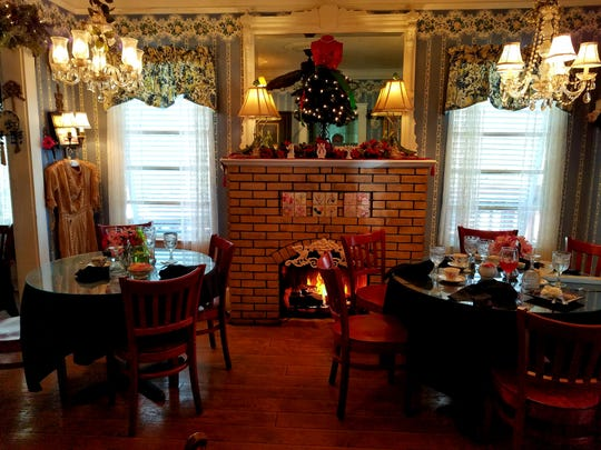 Lady Ann's is an intimate cottage in downtown Stuart that offers diners a unique blend of multi course lunches with decadent sweet treats throughout.