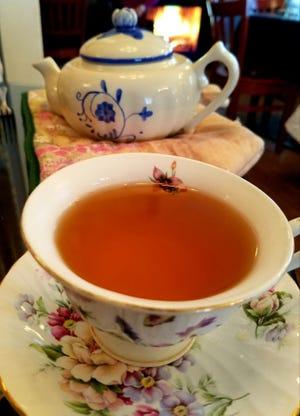 Lady Ann's Restaurant & Tearoom is at 506 S.W. Camden Ave. in Stuart