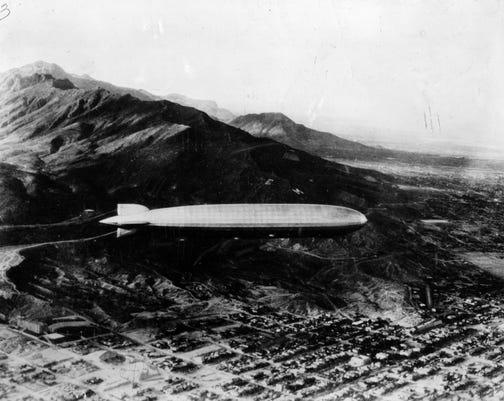 315 Graf Zeppelin 1929