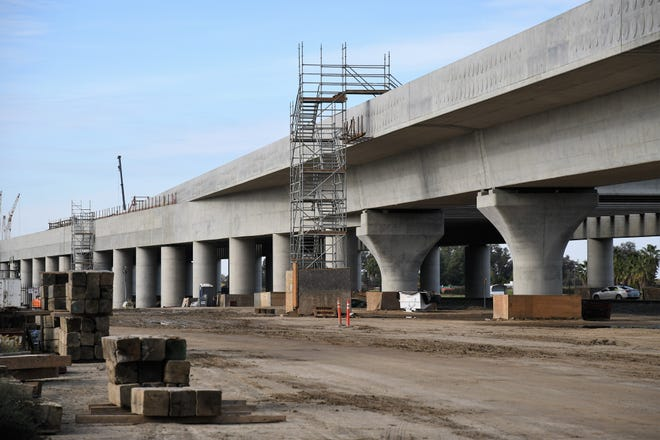 As of July, 4,000 men and women have been put to work on construction jobs in the Central Valley because of the high-speed rail project.