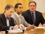 Raw video of Mount Vernon Mayor Thomas in court in White Plains