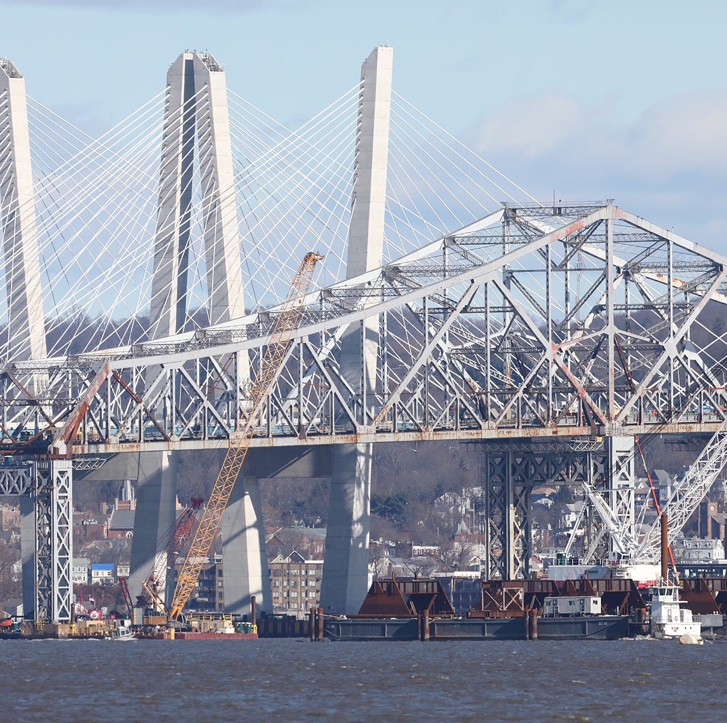 Explosives to knock down the Tappan Zee Bridge? It could happen, but the question is when