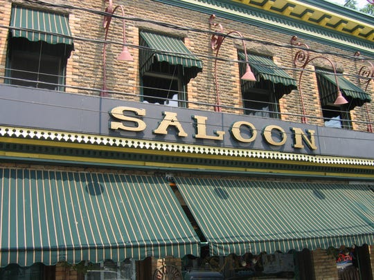 The Saloon in Pearl River.
