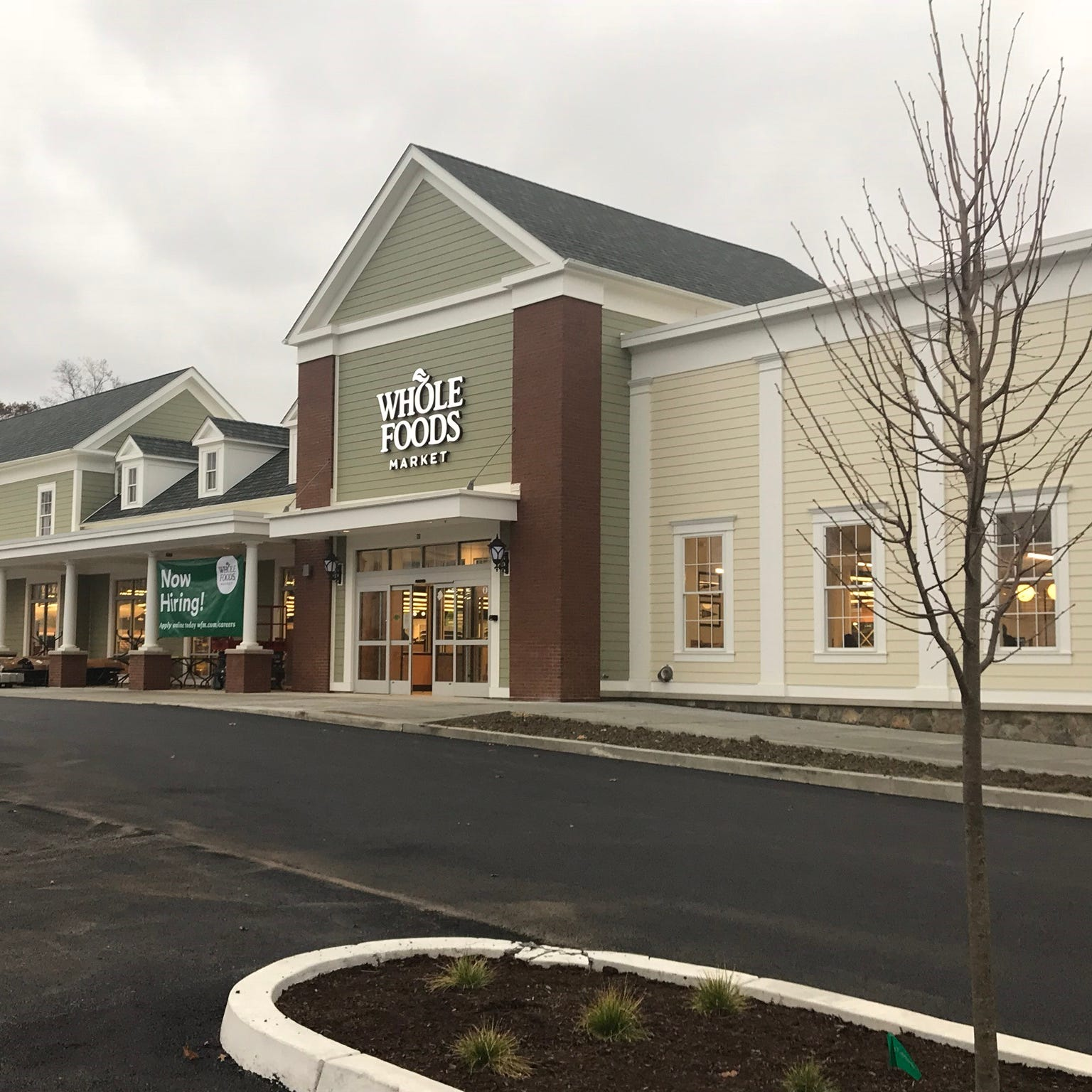 Chappaqua Whole Foods to open today