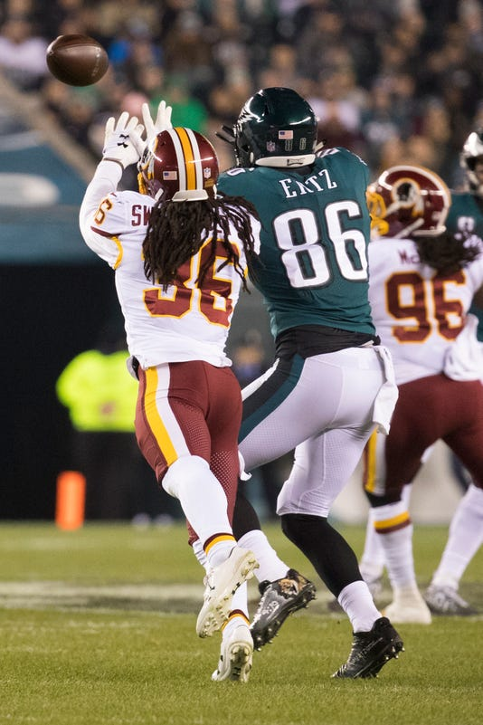 Sports Eagles Redskins