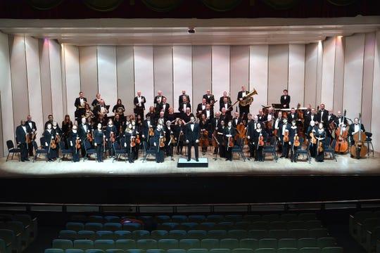 "The Wichita Falls Symphony Orchestra will team up with the Wichita Falls Youth Symphony Orchestra to perform  ""A Wichita Falls Holiday Celebration"" at 7:30 p.m. Saturday Dec. 15 at Memorial Auditorium."