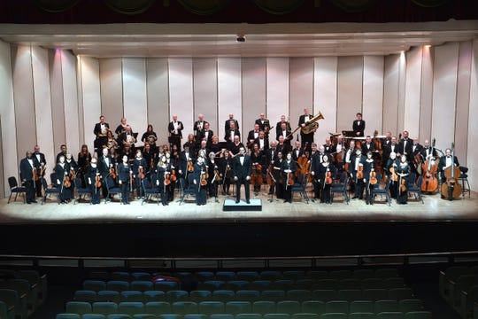 "WICHITA FALLS SYMPHONY ORCHESTRA ""RUSSIAN MASTERPIECES"": 7:30 p.m. Feb. 29, 2020. Memorial Auditorium, 1300 7th St. Wfso.org."