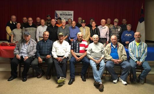 Veterans Group 1 2