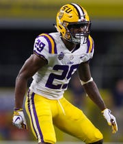 10. Denver Broncos - CB Greedy Williams, LSU: Denver's once mighty secondary has slipped in recent years and Williams is the No. 1 cover man in the draft.