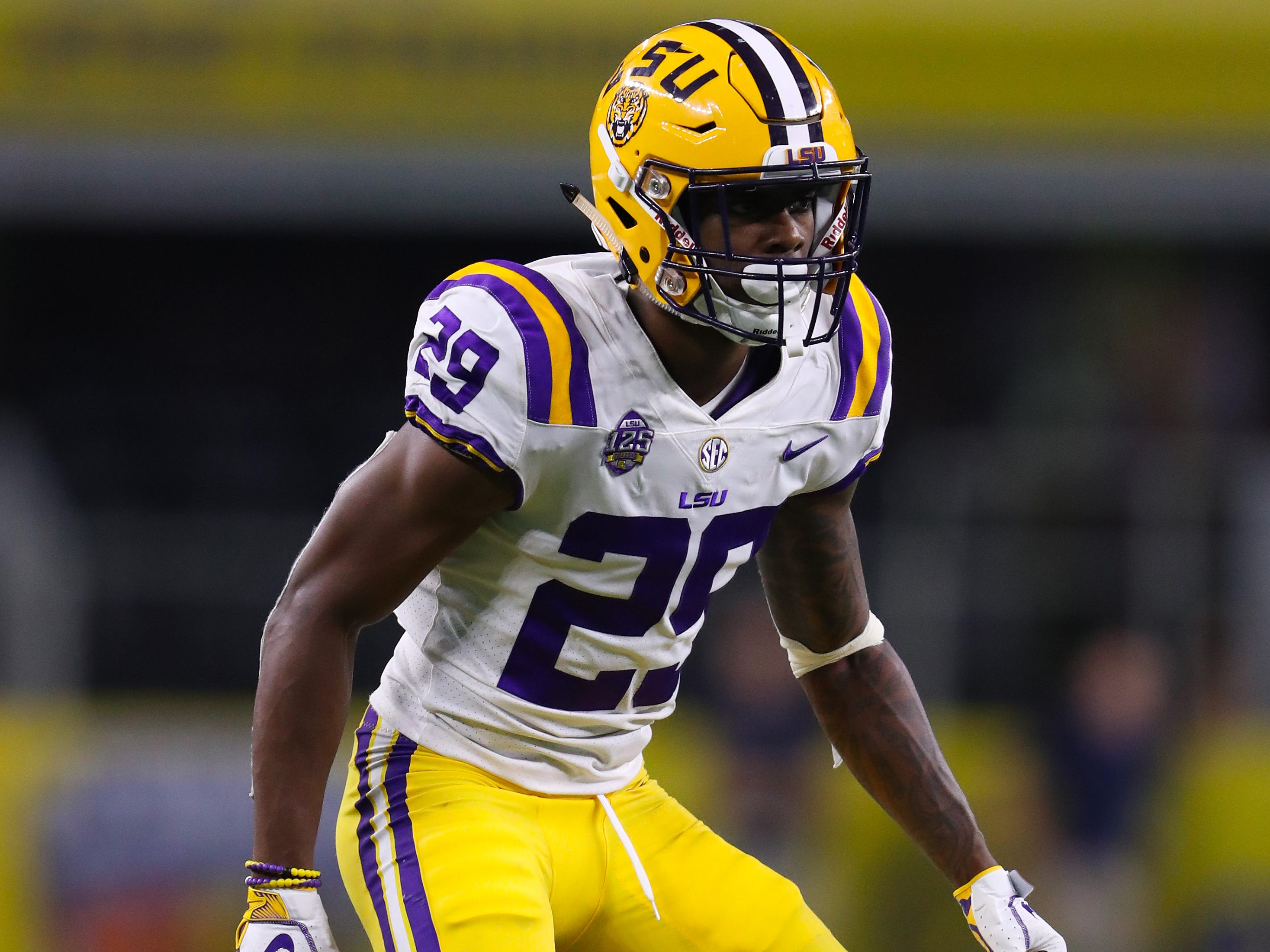 Greedy Williams, CB, LSU