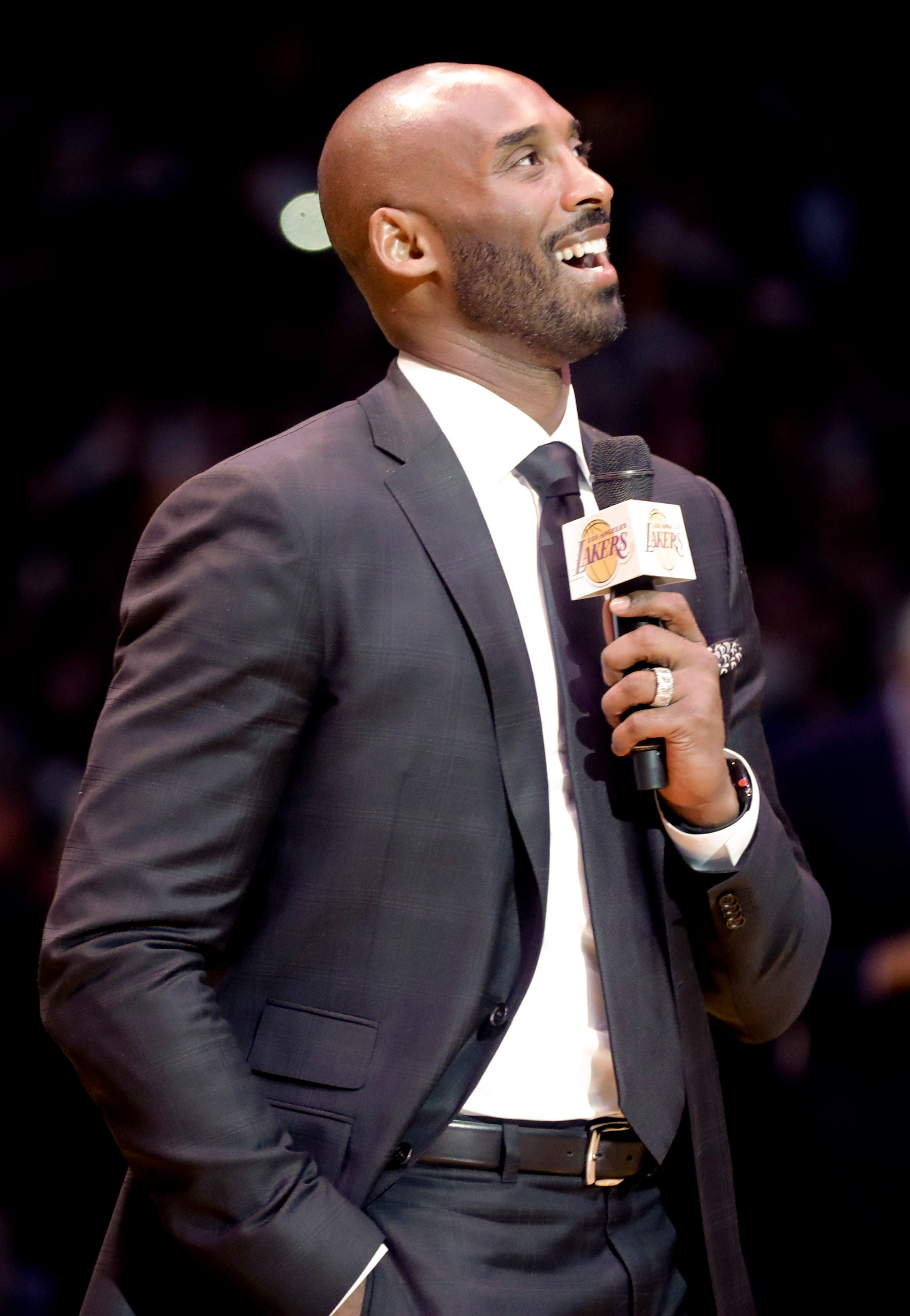 Lakers Legend Kobe Bryant Soon Apos We Apos Ll Just Be