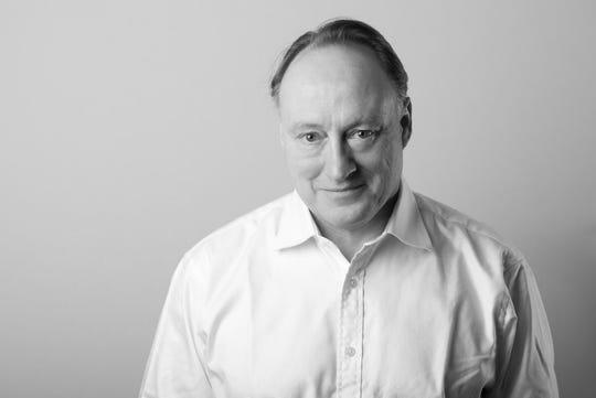 Author Andrew Roberts.