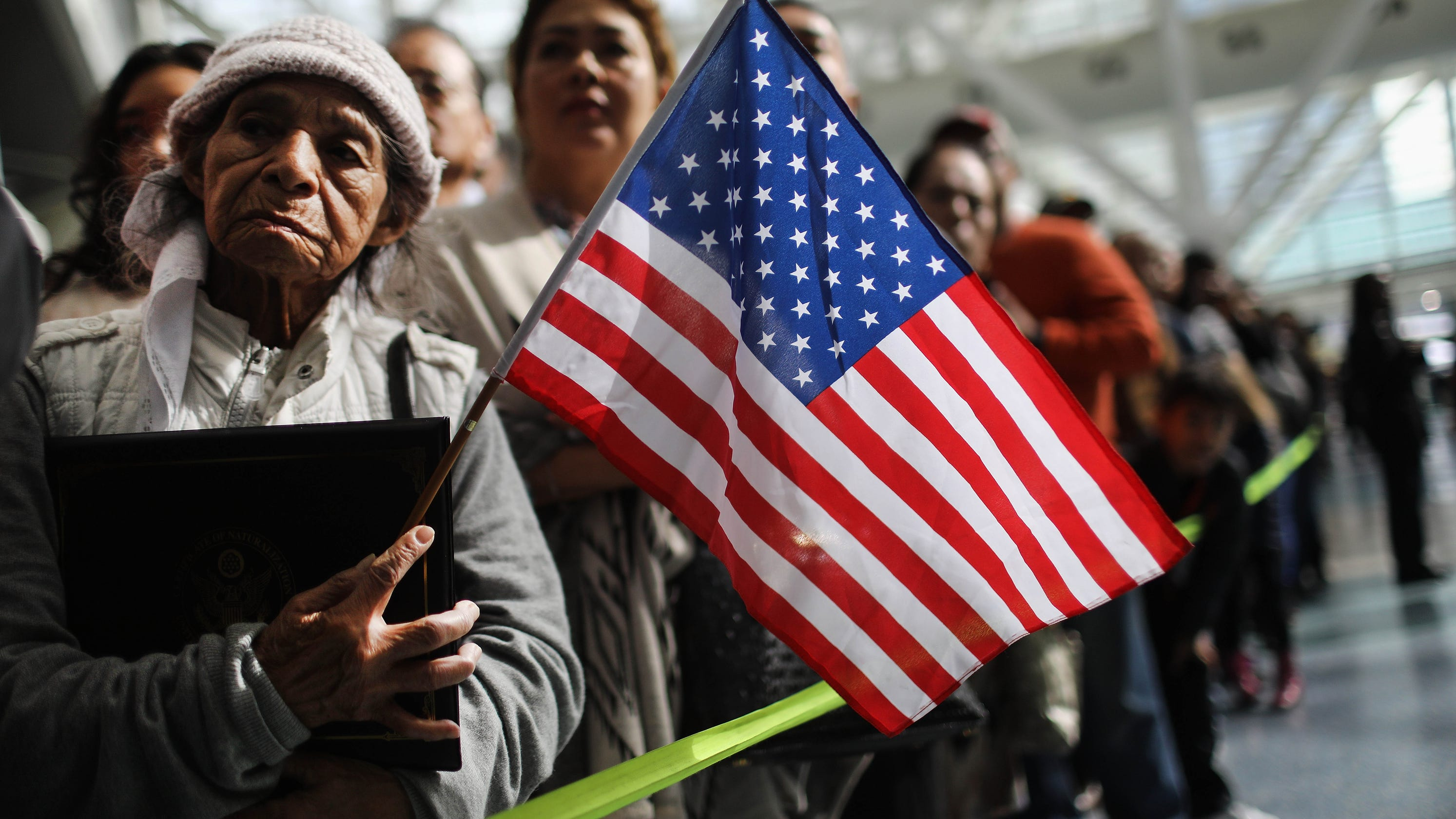 Trump: green-card changes may leave thousands of immigrants