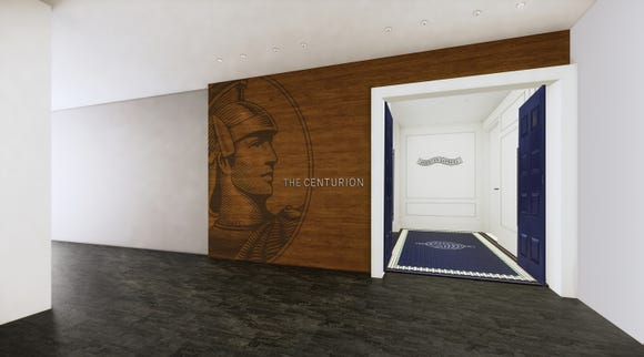 Amex Picks London Charlotte For Next Centurion Lounge