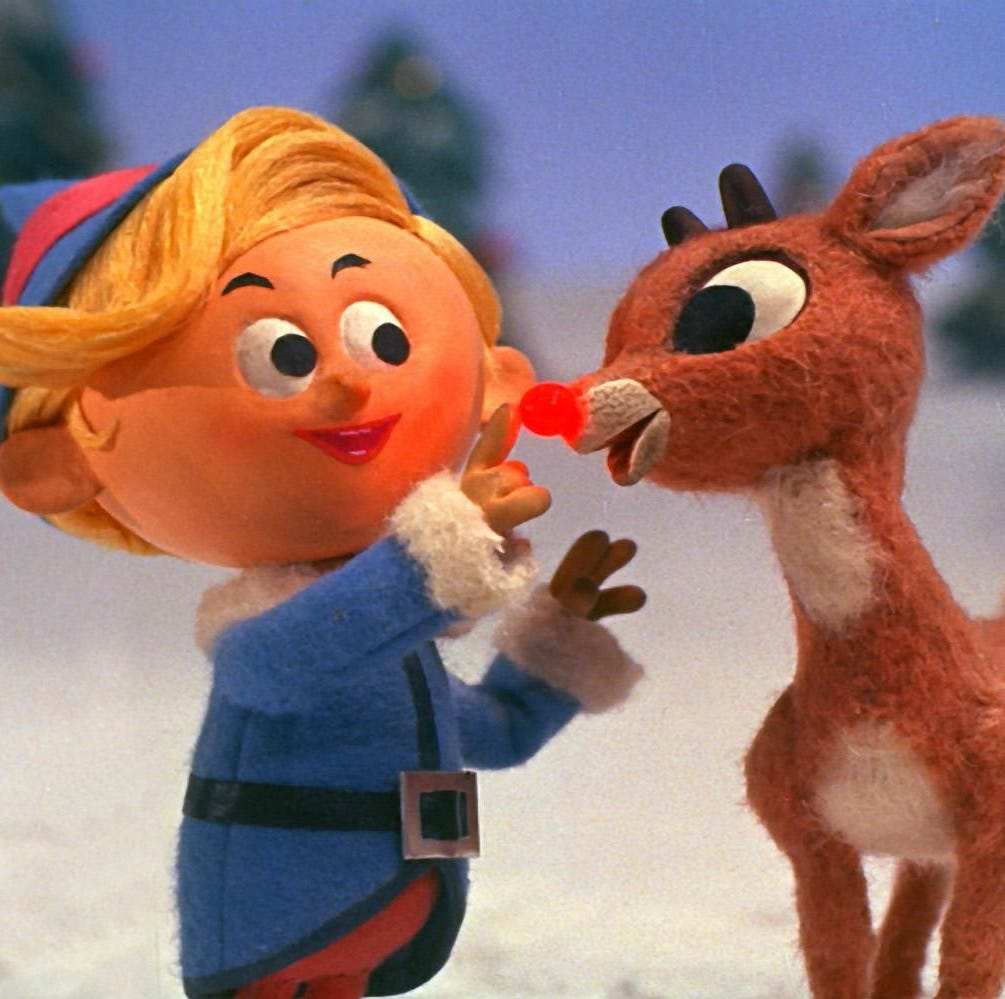 When will 'Ruldoph the Red-Nosed Reindeer' and other holiday specials be on TV?