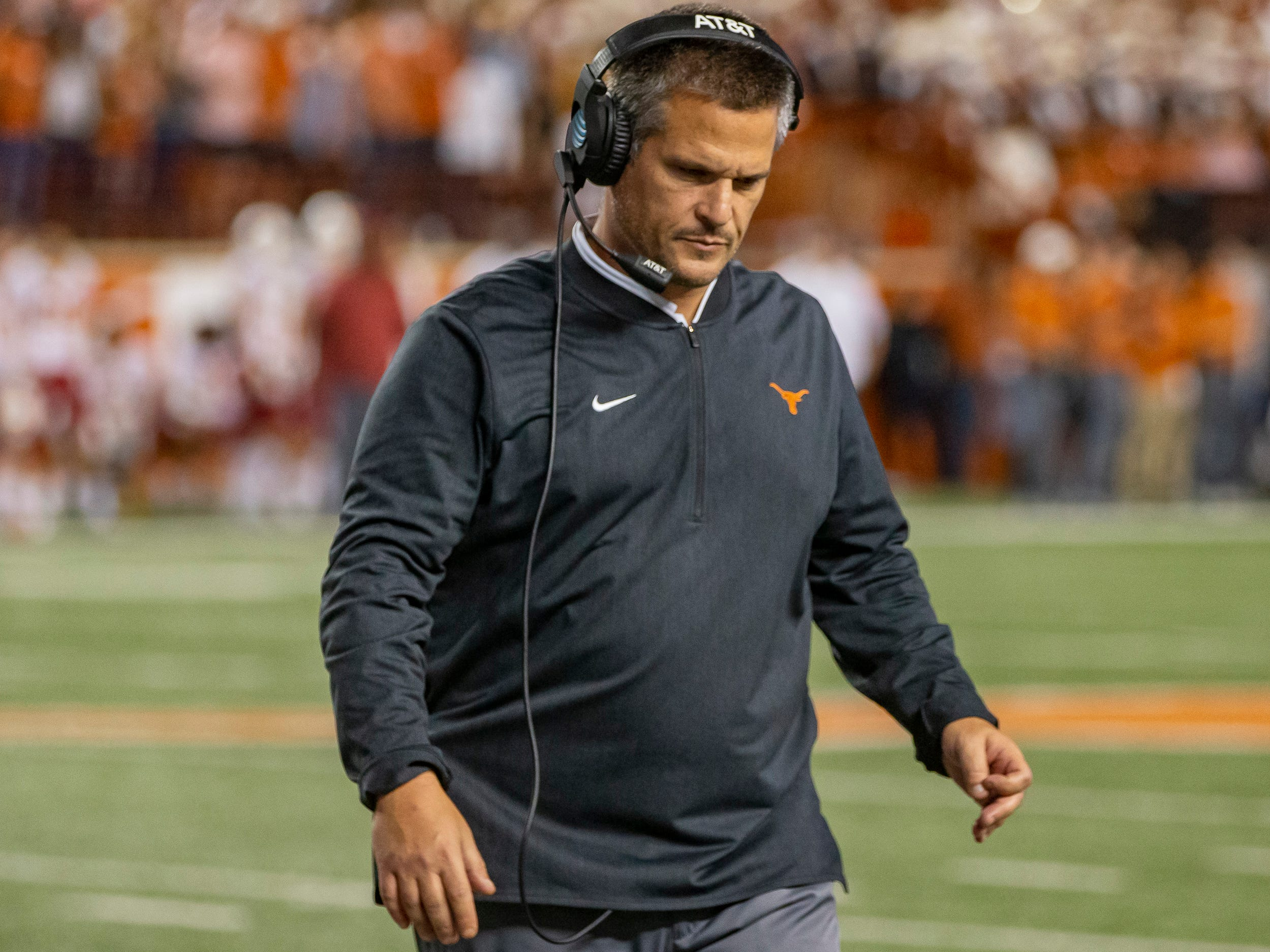 No. 18 (tie) Todd Orlando, Texas defensive coordinator: $1,100,000. Orlando accompanied head coach Tom Herman from Houston after the 2016 season. He was making $526,000 at Houston in 2016 and just under $215,000 in 2014, when he was with Utah State. He is due to make $1.1 million again next season.
