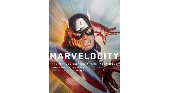 Marvelocity, by Alex Ross and Chip Kidd