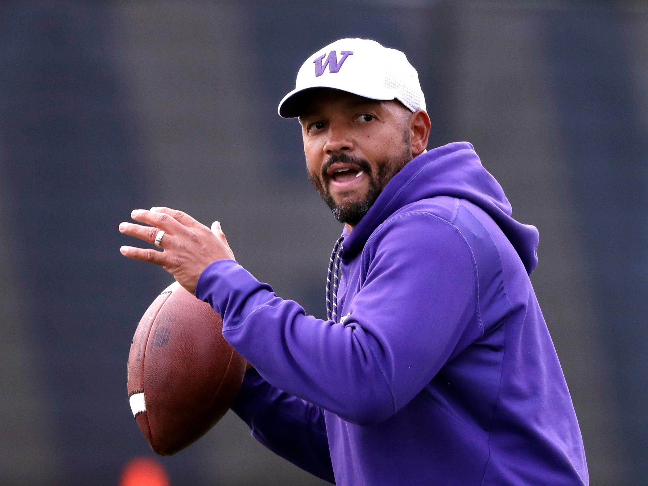 No. 17: Jimmy Lake, Washington defensive coordinator: $1,100,004. After the 2017 season, Lake received attention from a number of schools seeking a defensive coordinator. But Chris Petersen held on to him by promoting him from co-defensive coordinator (it helped that Pete Kwiatkowski was willing to give up defensive play-calling) and giving him a $450,000 raise a year after he'd gotten a $150,000 increase.