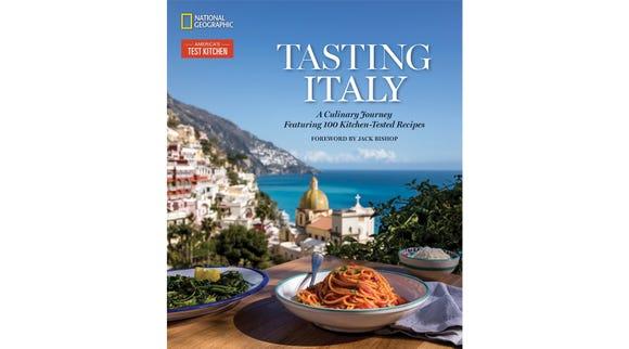 Tasting Italy, by Jack Bishop