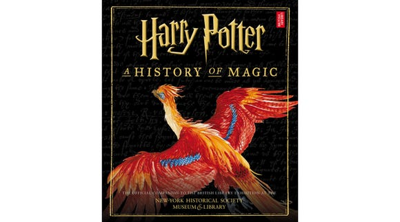 Harry Potter: A History of Magic, by British Library
