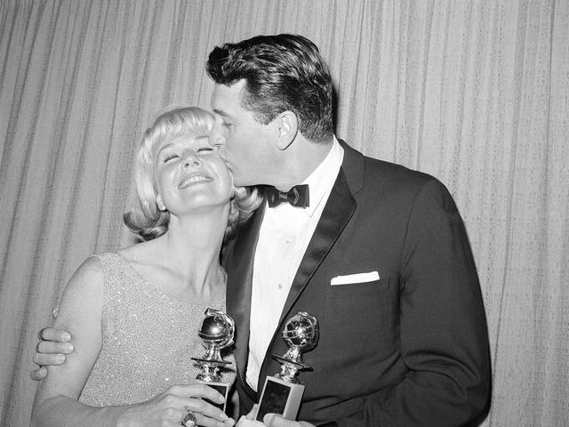 Rock Hudson retreated to desert to escape 'glare' of Hollywood