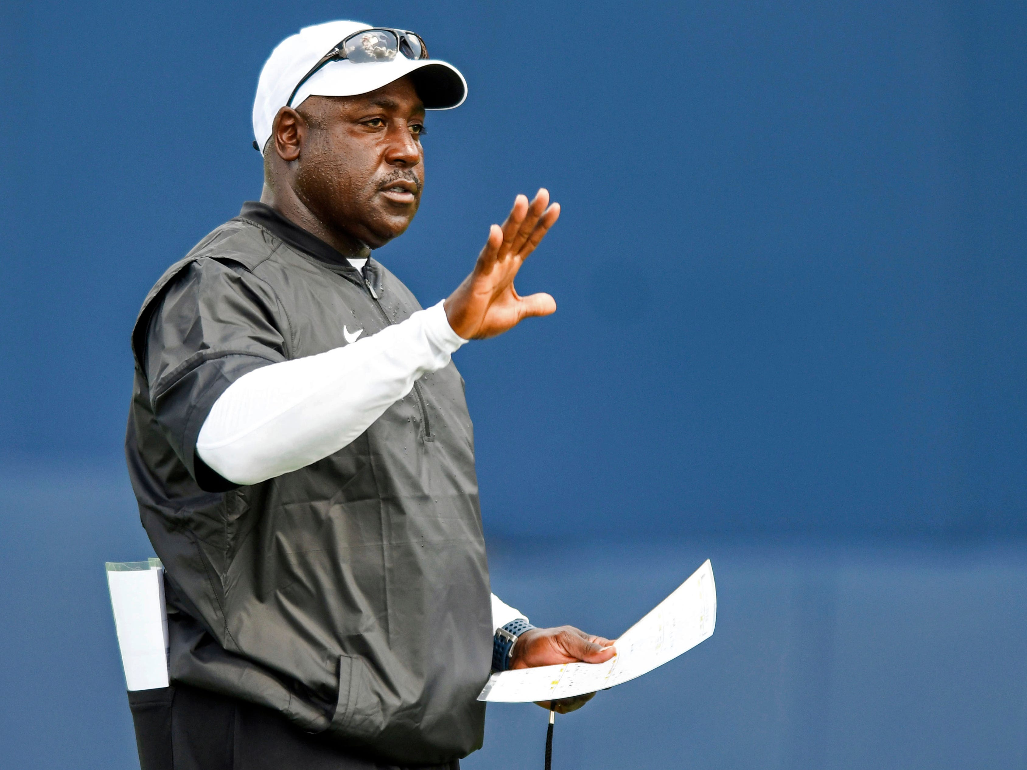 No. 18 (tie): Wesley McGriff, Mississippi defensive coordinator: $1,100,000. McGriff began a new three-year contract last February and ended up getting fired just after the end of Mississippi's regular season. Under the agreement's terms, he will be owed about $2.6 million in buyout money.