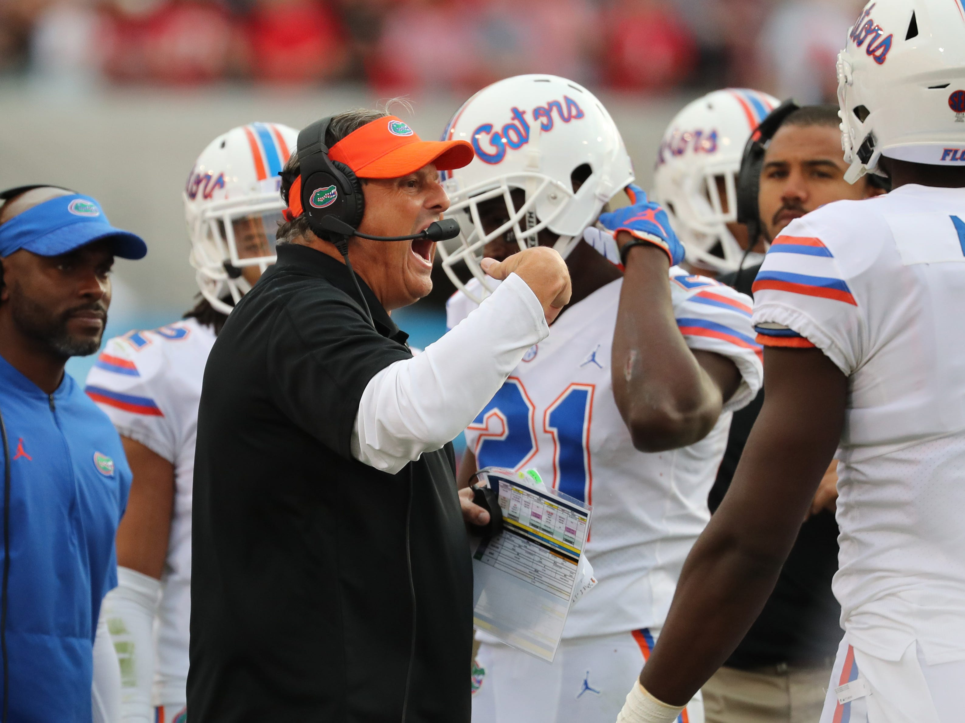 No. 9: Todd Grantham, Florida defensive coordinator: $1,401,500. A former NFL assistant, he moved with Dan Mullen from Mississippi State after last season and is now at his third SEC school this decade. He also worked at Georgia from 2010 through 2013. Before Mississippi State, he was at Louisville, which paid him $1.3 million in 2015 and 2016.