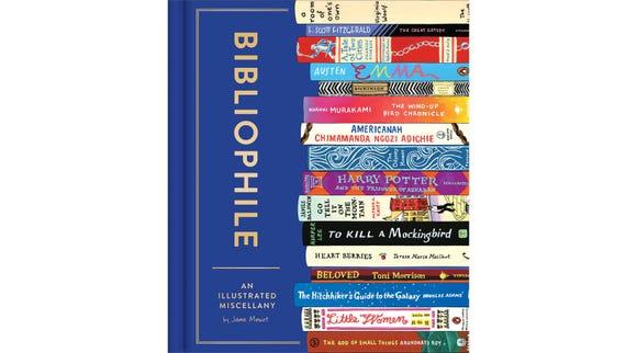 Bibliophile, by Jane Mount