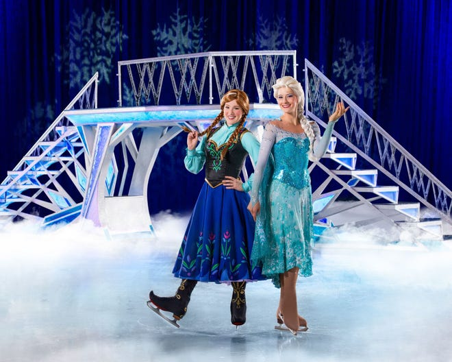 """Will you child want to dress up as Anna or Elsa from """"Frozen""""?"""