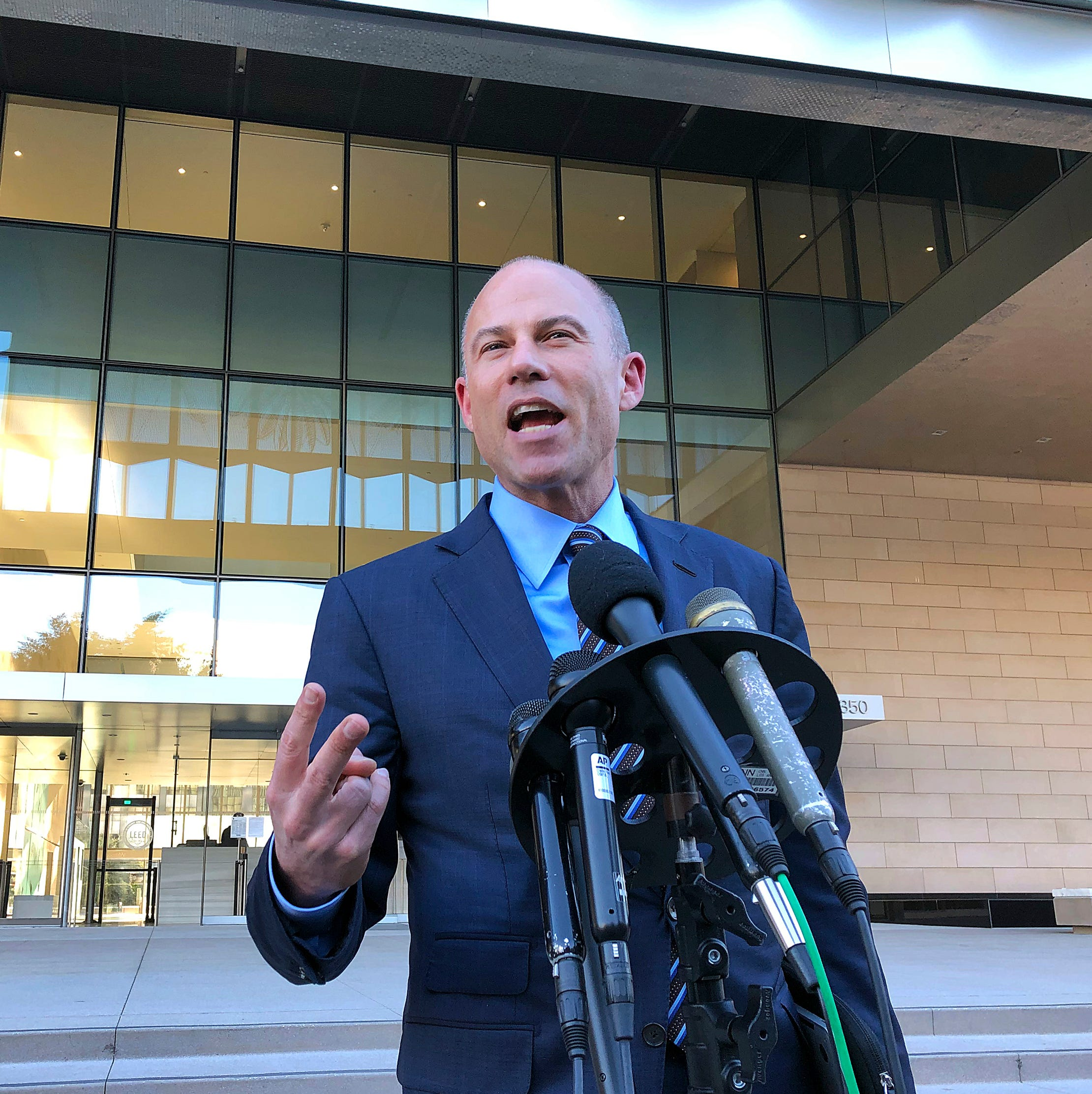 Feds: Michael Avenatti said he had evidence Nike employees paid AAU players